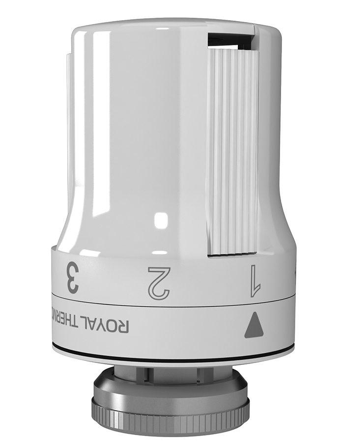 Термоголовка жидкостная Royal Thermo RTE 50.030