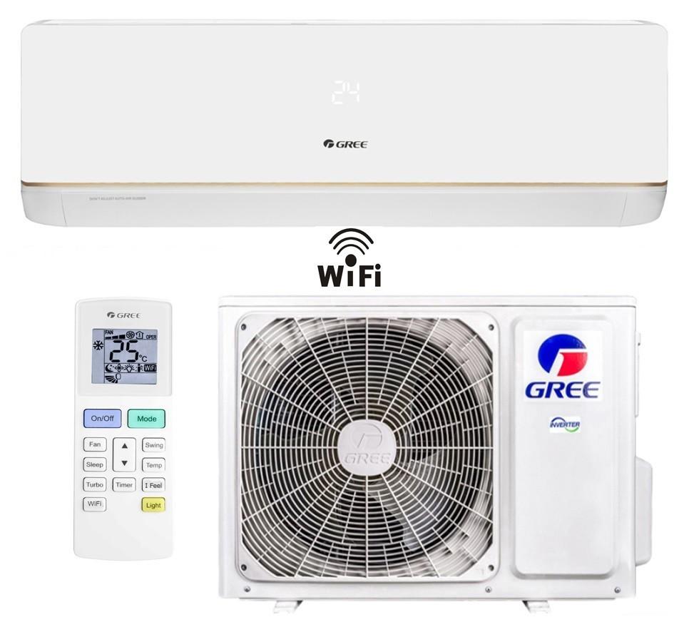 GREE BORA 12 (Inv+Wi-Fi)