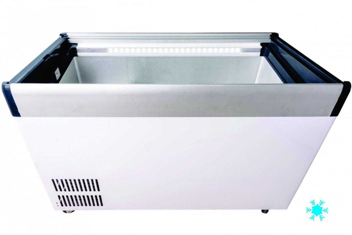 Techno Italia витрина морозильная TI-SC/SD(W)-396A