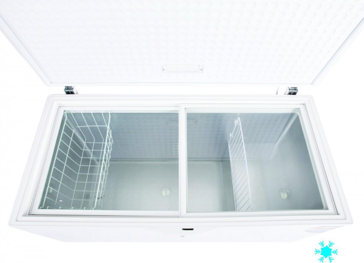 Techno Italia ларь морозильный глухой TI-BD(W)-363