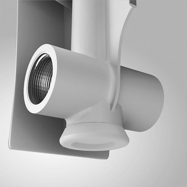 Радиатор Royal Thermo Revolution Bimetall 500 (8 секций)