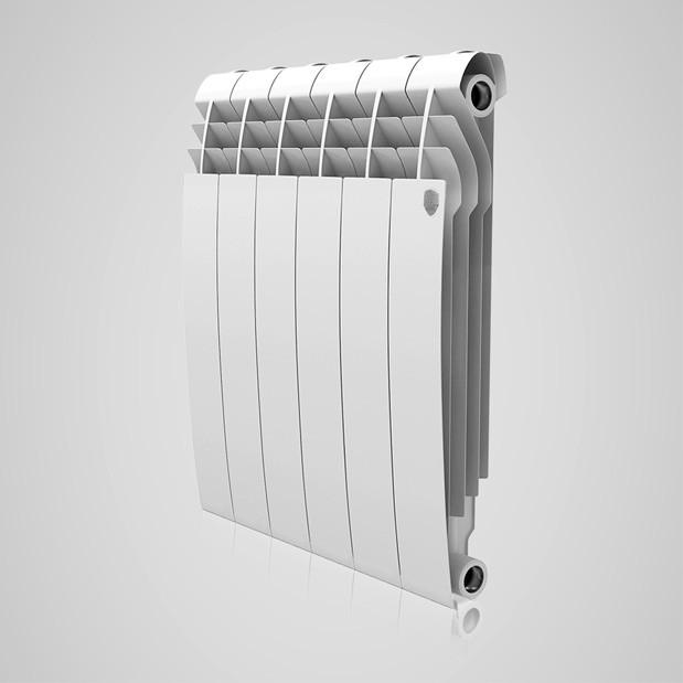 Радиатор Royal Thermo Biliner 500/Bianco Traffico (8 секций)