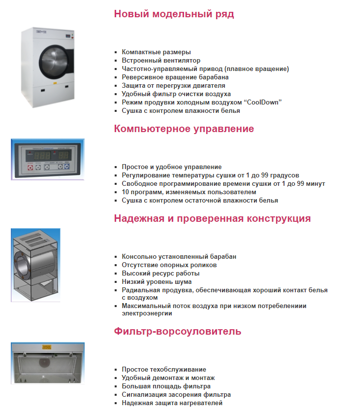 Сушильная машина ВС-40 (ЦЕНА ПО ЗАПРОСУ)