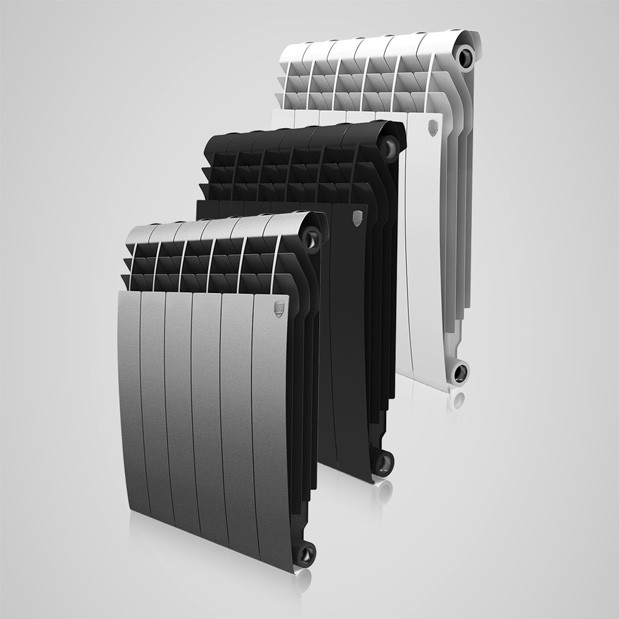 Радиатор Royal Thermo Biliner 500 new (8 секций)