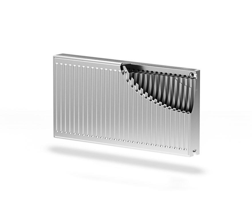 Радиатор стальной панельный 500х100х500
