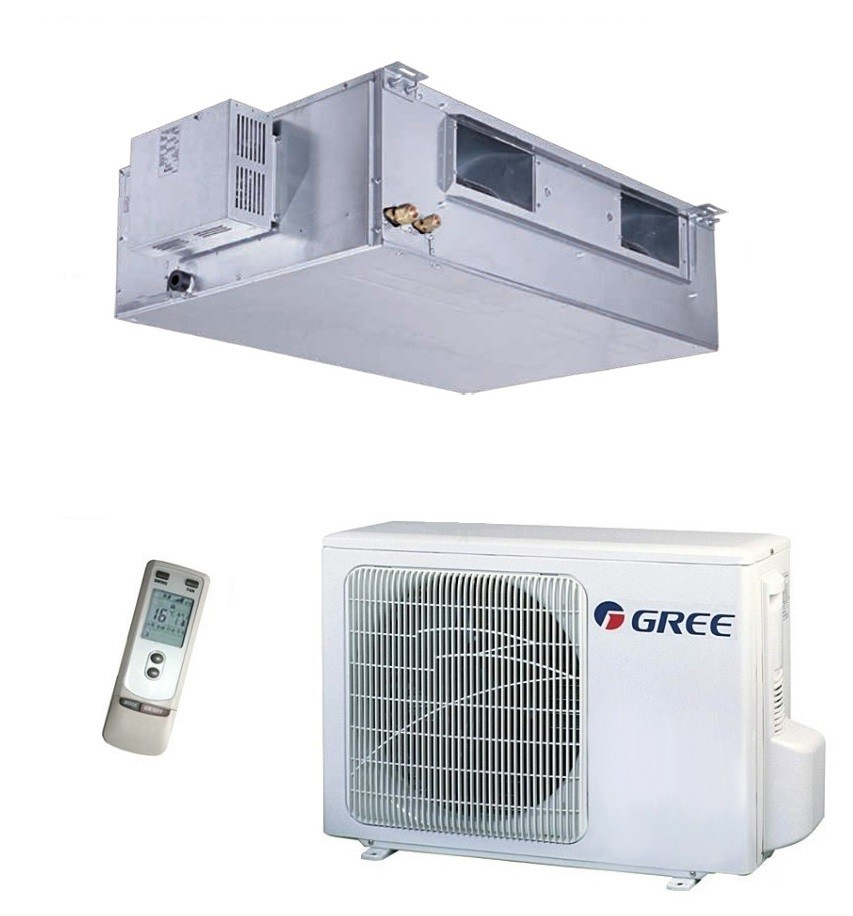 Канальный кондиционер GREE GFH60K3FI-GUHD60NM3FO inverter