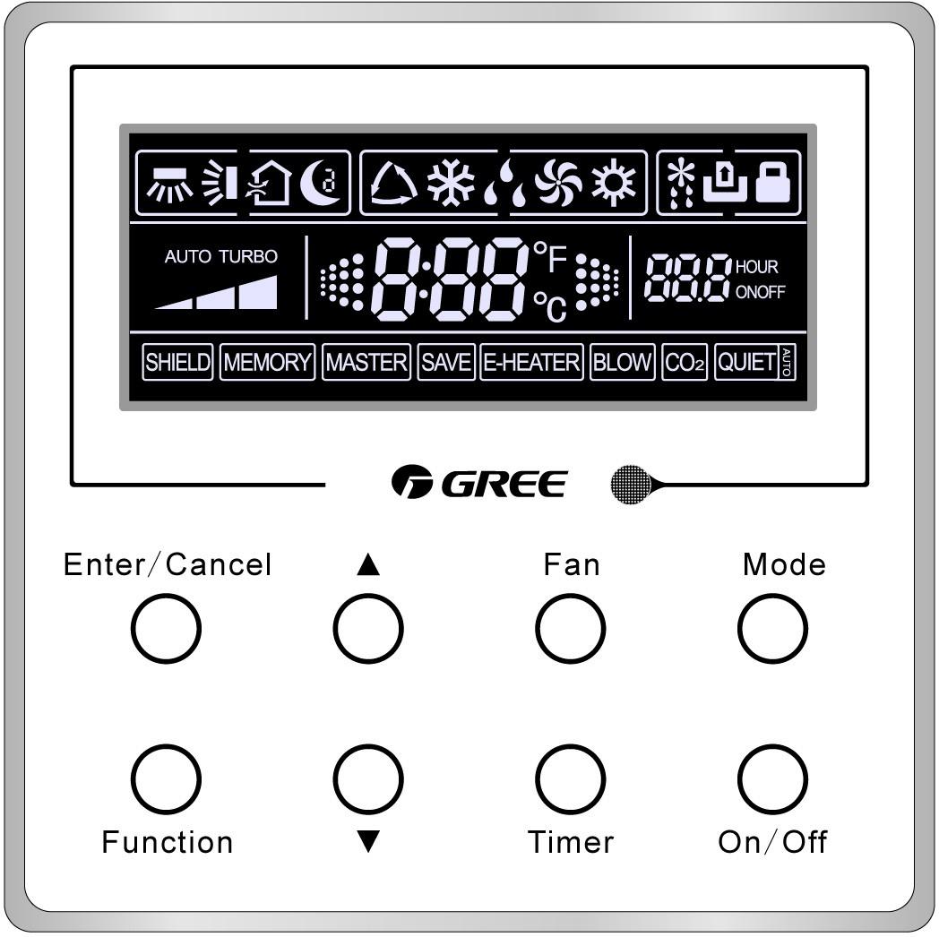 Кассетный кондиционер GREE GKH60K3FI-GUHD60NM3FO inverter