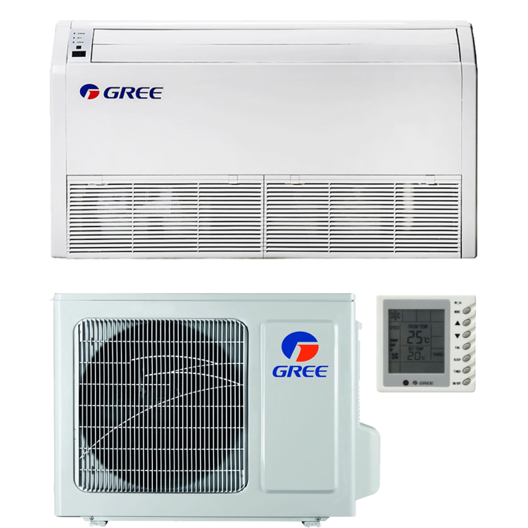 Напольно-потолочный кондиционер GREE GTH60K3FI-GUHD60NM3FO inverter