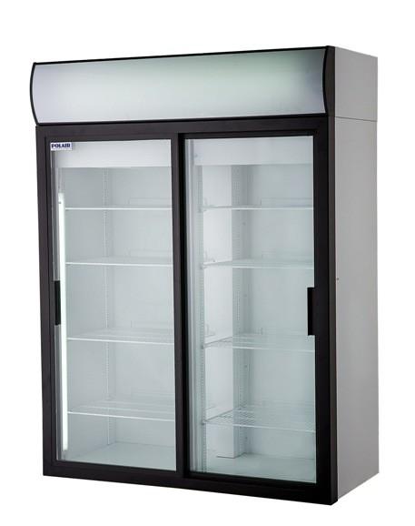 Шкаф холодильный DM110-Sd-S