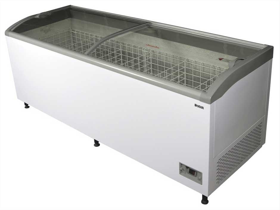 Бонета морозильная UMD 2500 FR