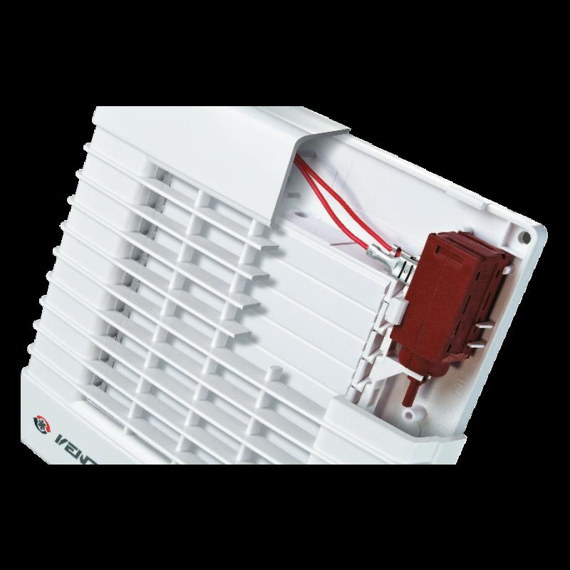Вентилятор осевой настенно-потолочный Вентс 100 МА