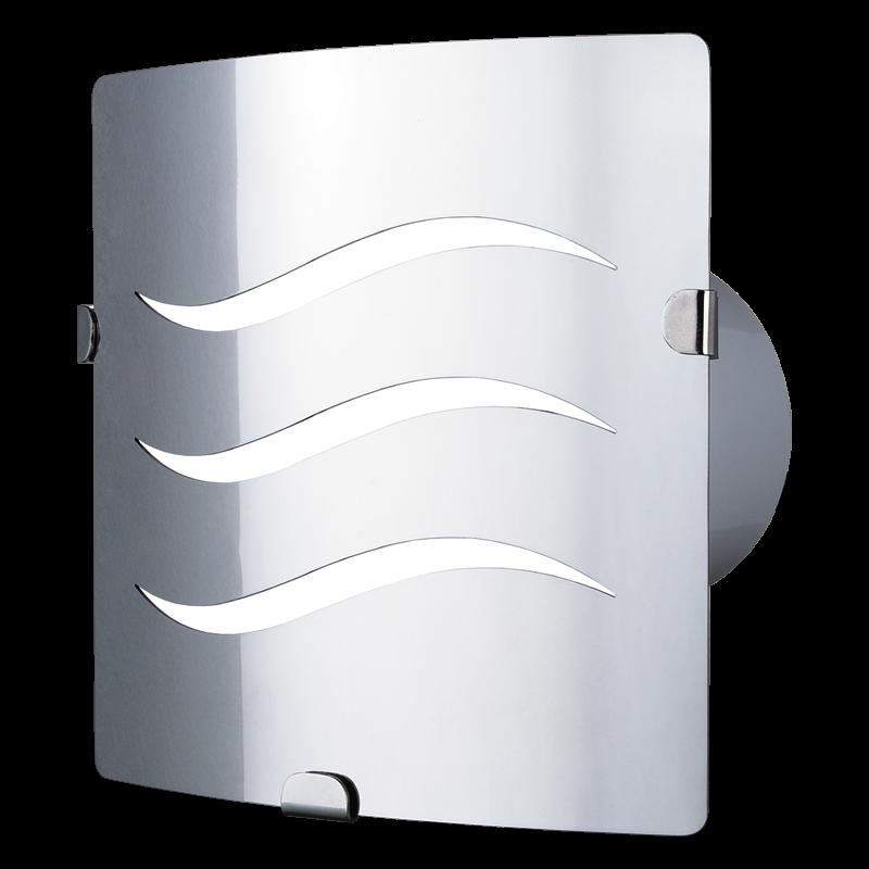 Вентилятор осевой настенно-потолочный со светом Вентс З стар 100-6