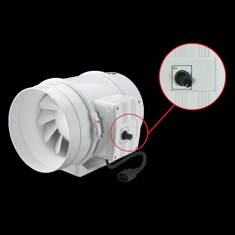 Вентилятор канальный смешанного типа Вентс ТТ 100