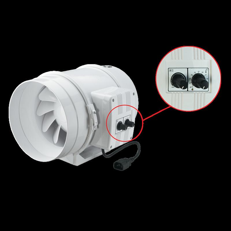 Вентилятор канальный смешанного типа Вентс ТТ ПРО 150