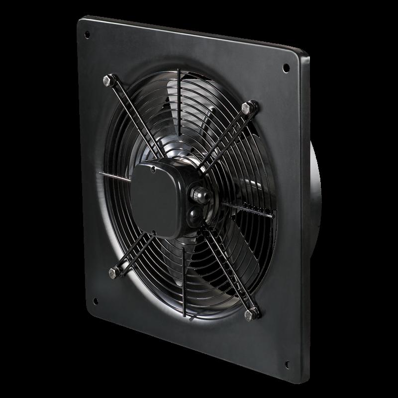 Вентилятор осевой низкого давления Вентс ОВ 2Е 200