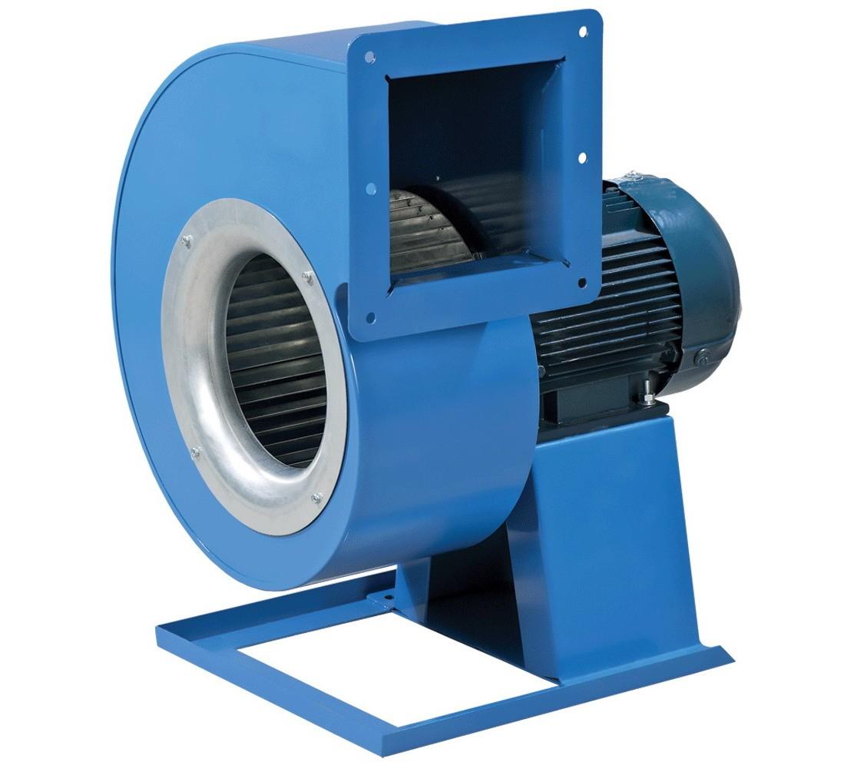 Вентилятор центробежный в спиральном корпусе Вентс ВЦУН 250х127-2,2-4